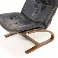 Mid Century 'Siesta' Lounge Chair by Ingmar Relling for Westnofa 1960s
