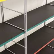 Free Standing Shelving Unit by Niels Gammelgaard for IKEA 1980s