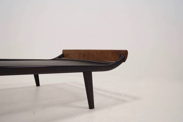 Auping daybed Cleopatra A.R. Cordemeijer jaren 60