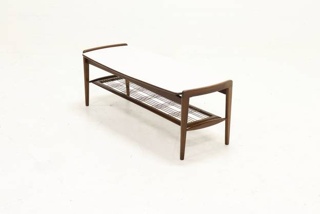 Sculptural Coffee Table by Louis van Teeffelen for WeBe 1960's