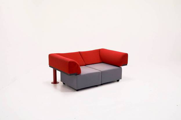 Artifort Quadrio design bank McCoy jaren 80