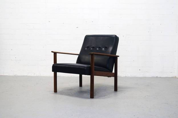 Vintage fauteuil Rosewood easy chair