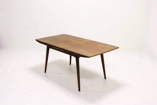 Dining Table By Louis van Teeffelen for WeBe, 1950's