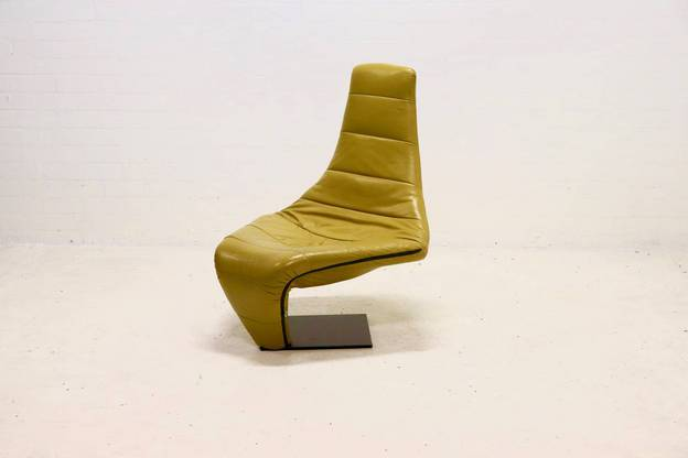 Limited Edition Harvink 'Turner' Lounge Chair by Jack Crebolder, 1980's