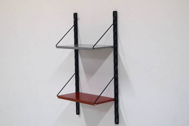 Pilastro Shelving Unit by Tjerk Reijenga, 1950's