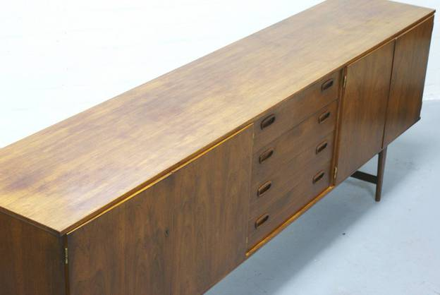 Deens design dressoir teak