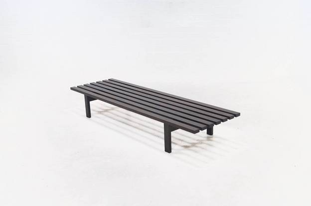 BZ82 Slat Bench by Martin Visser for 't Spectrum, 1965