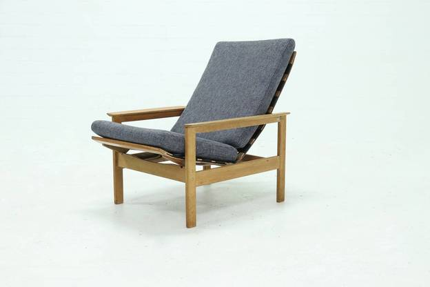 Belgium Modernist Lounge Chair by Georges Vanrijk for Beaufort, 1960's