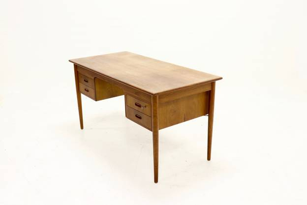 Mid-Century Modern Desk by Arne Vodder for Sigh and Son Denmark, 1960s