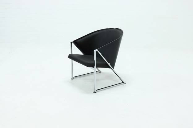 Mondi Soft Chair by Jouko Jarvisalo for Inno OY Finland 1980s