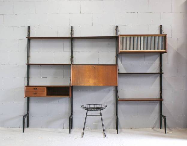 Webe Wall unit Louis van Teeffelen
