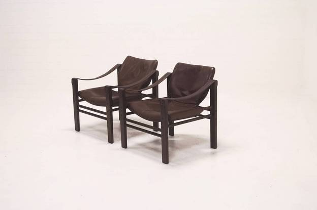 Arkana Safari chair Maurice Burke