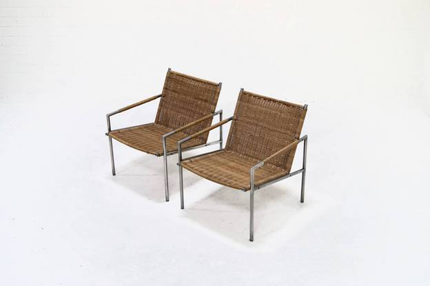 Martin Visser SZ01 Lounge Chairs 't Spectrum