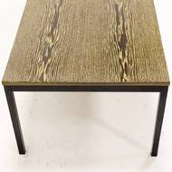 't Spectrum KW Series Wenge Coffee Table by Martin Visser 1960s