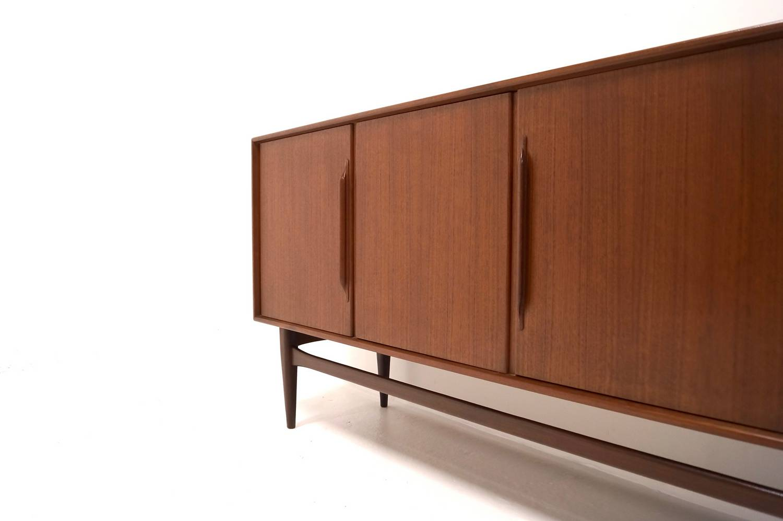 Vintage dressoir Deens design jaren 60