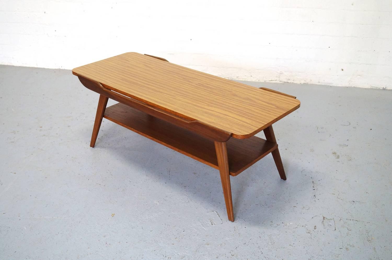 Deens design salontafel jaren 60
